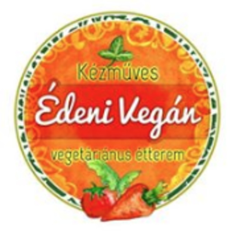 Vegan user review of Edeni Vegan in Budapest.