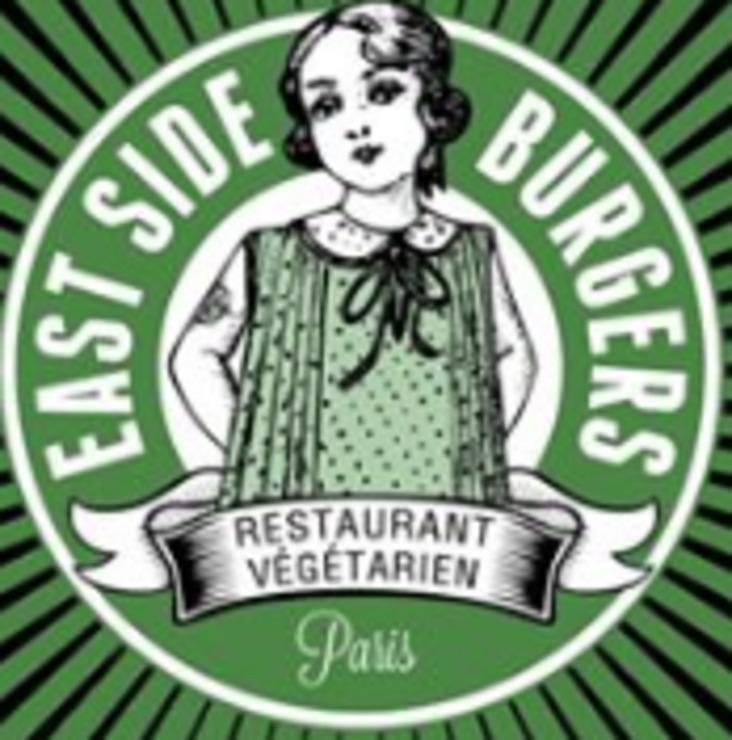 Vegan user review of East Side Burgers in Paris.