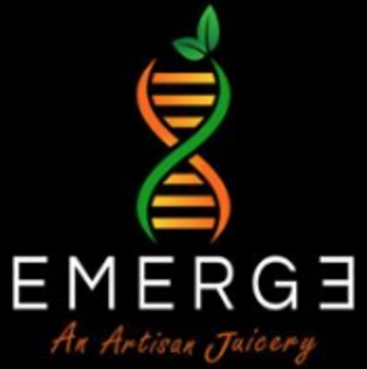 Vegan user review of Emerge Juice in Lafayette.