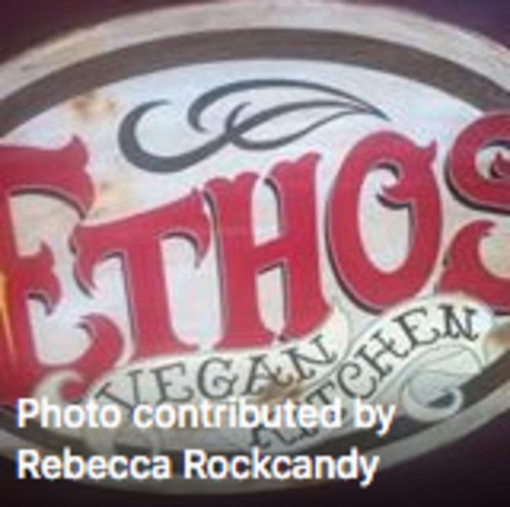 Vegan user review of Ethos Vegan Kitchen in Winter Park.