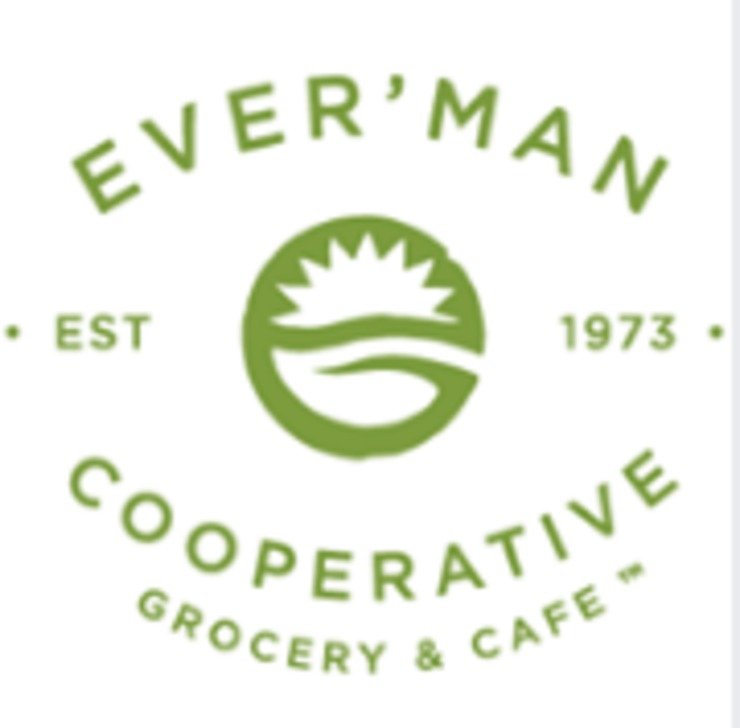 Vegan user review of Ever'man Cooperative Grocery & Cafe in Pensacola.