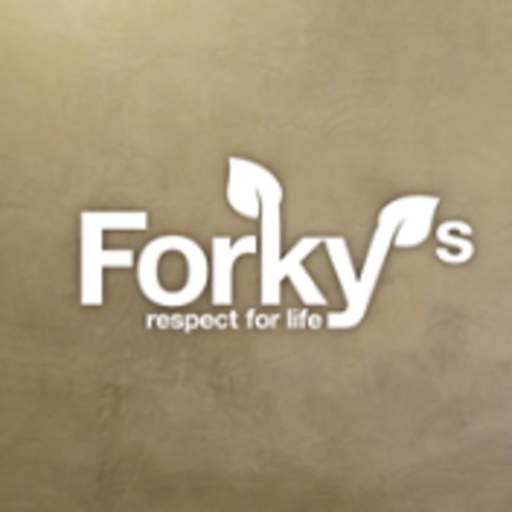 Vegan user review of Forky's in Praha.