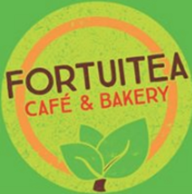 Vegan user review of Fortuitea Cafe and Bakery in Washington.