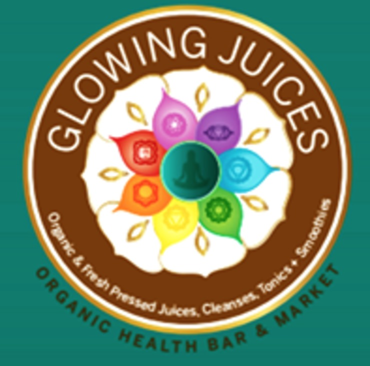 Vegan user review of Glowing Juices in Los Angeles.