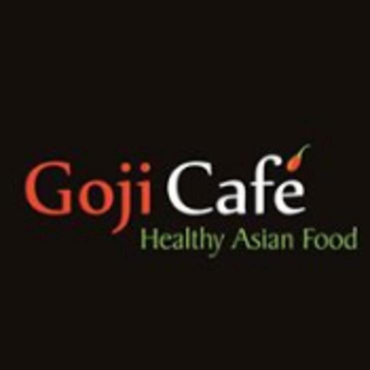 Vegan user review of Goji Cafe in Dallas.