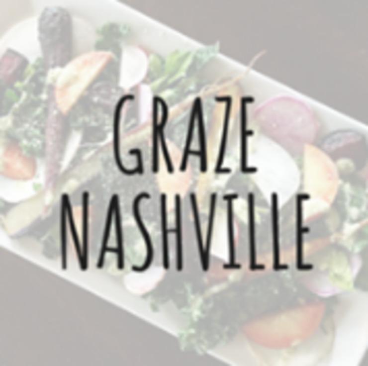Vegan user review of Graze in Nashville.