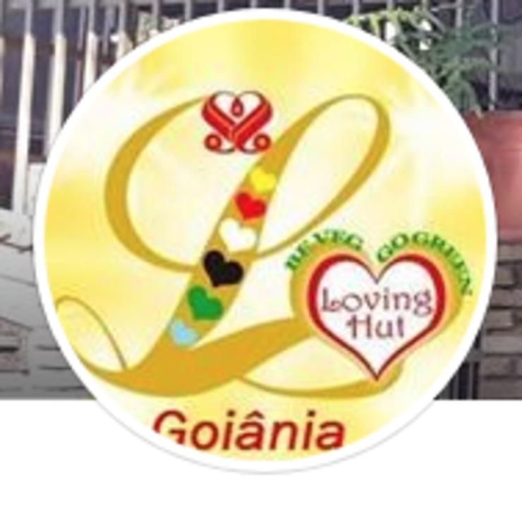 Vegan user review of Loving Hut in Goiânia.