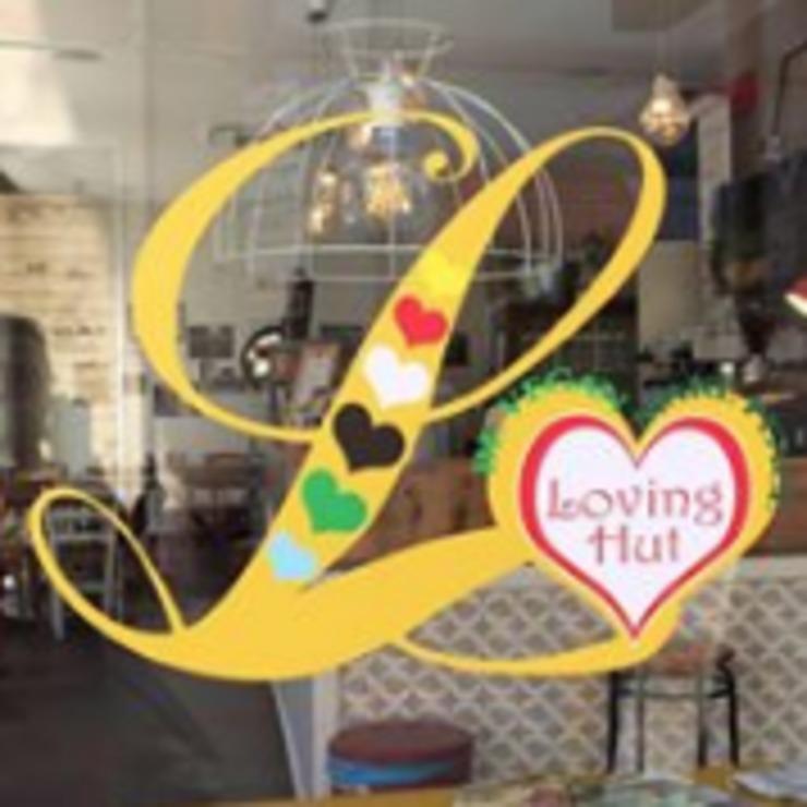 Vegan user review of Loving Hut Vegan Cafe & Restaurant in Rimini .