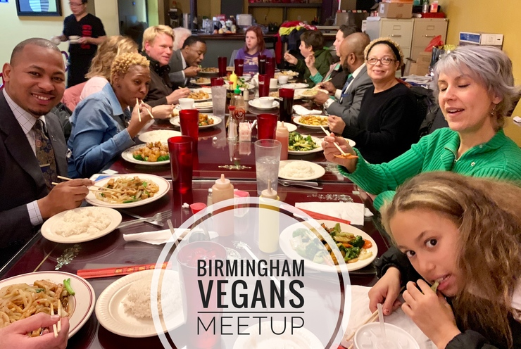 Vegan user review of New China Town in Birmingham. Review by Greg Fuller of Birmingham Vegans Meetup