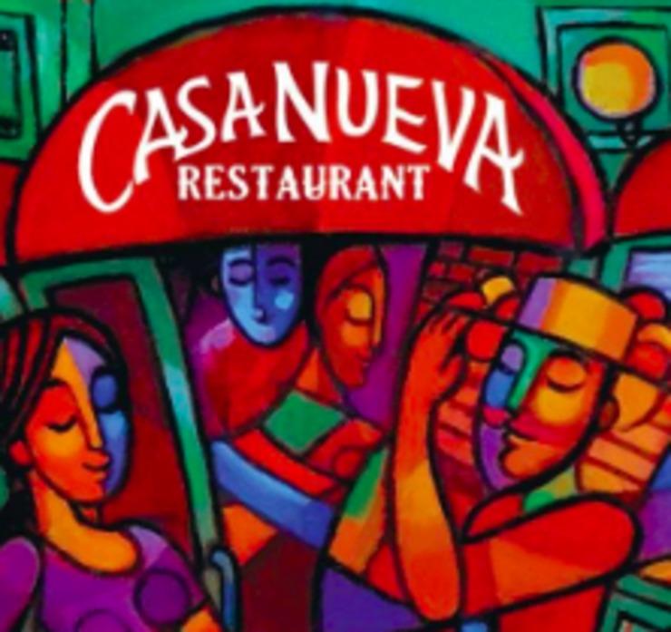 Vegan user review of Casa Nueva in Athens.