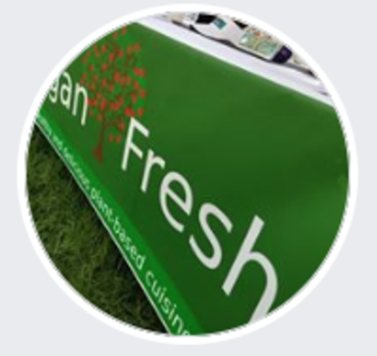 Vegan user review of Vegan Fresh in Loma Linda.