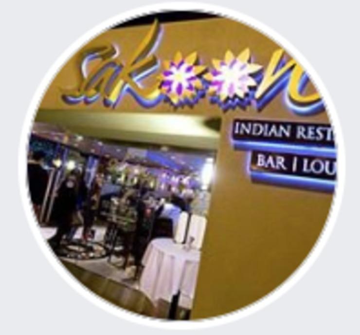 Vegan user review of Sakoon Restaurant in Santa Clara.
