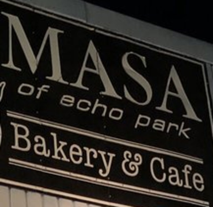 Vegan user review of Masa of Echo Park Bakery & Cafe in Los Angeles.
