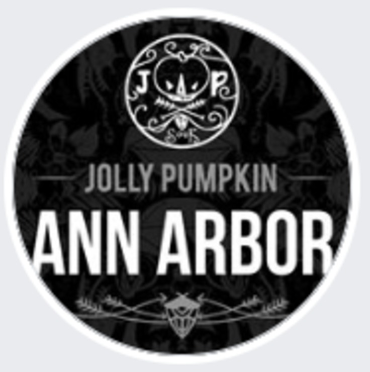 Vegan user review of Jolly Pumpkin Café & Brewery in Ann Arbor.