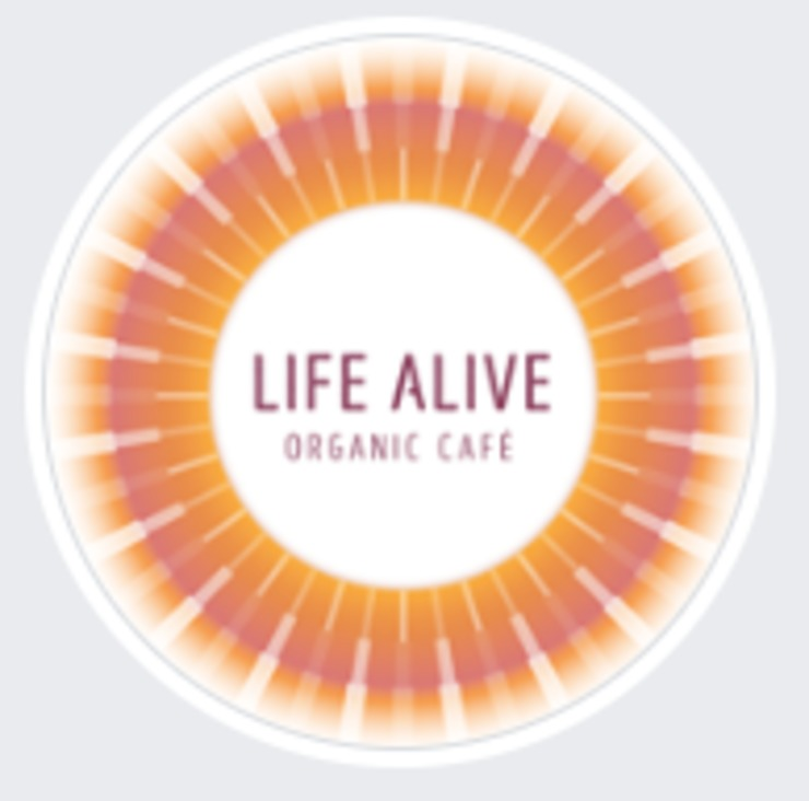 Vegan user review of Life Alive Urban Oasis and Organic Cafe in Cambridge.