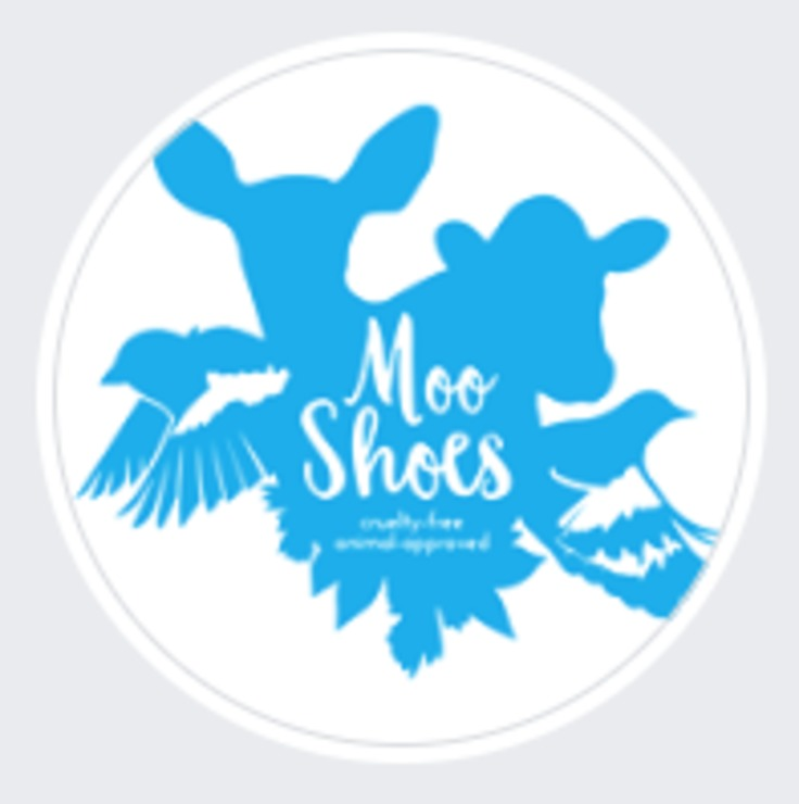 Vegan user review of MooShoes in New York.