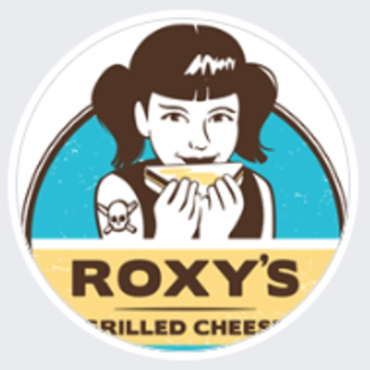 Vegan user review of Roxy's Grilled Cheese & Burgers in Cambridge.