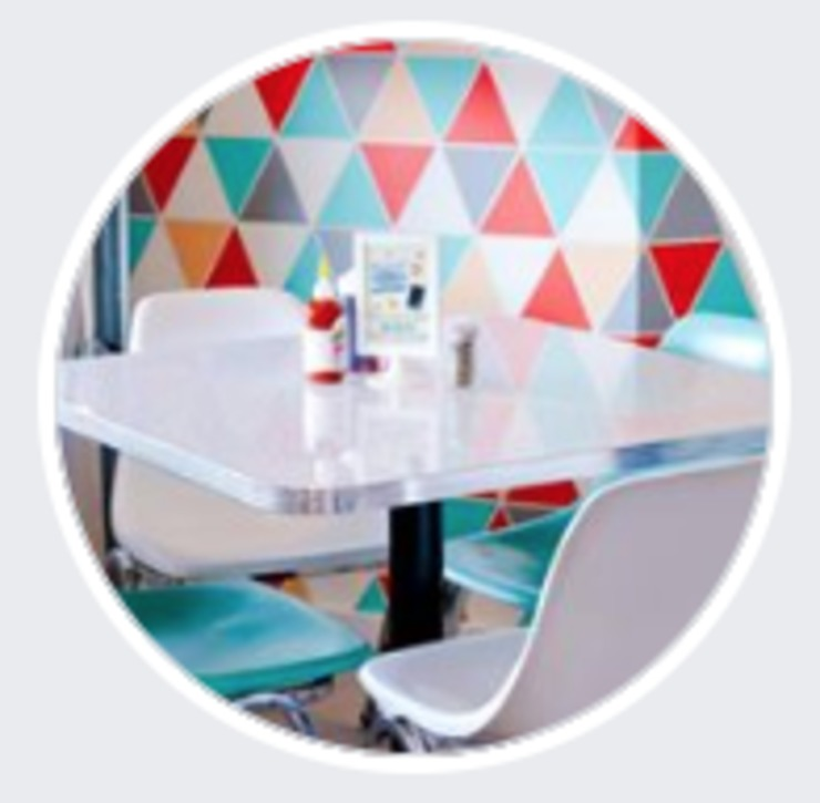 Vegan user review of Spiral Diner in Denton.