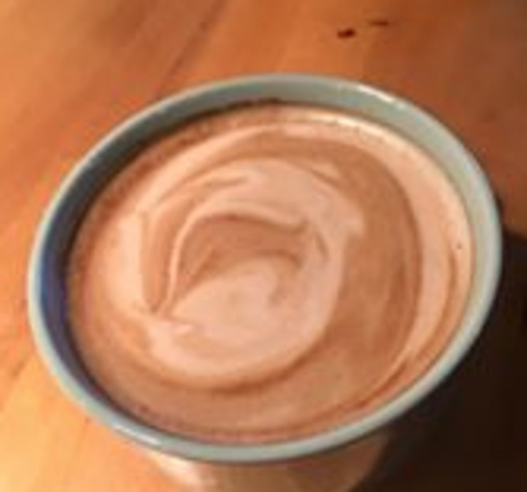 Vegan user review of The Mason Jar Cafe in Benton Harbor.