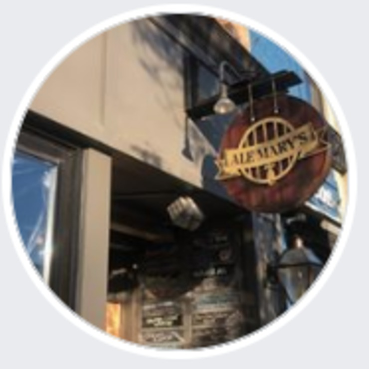 Vegan user review of Ale Mary's Beer Hall in Royal Oak.