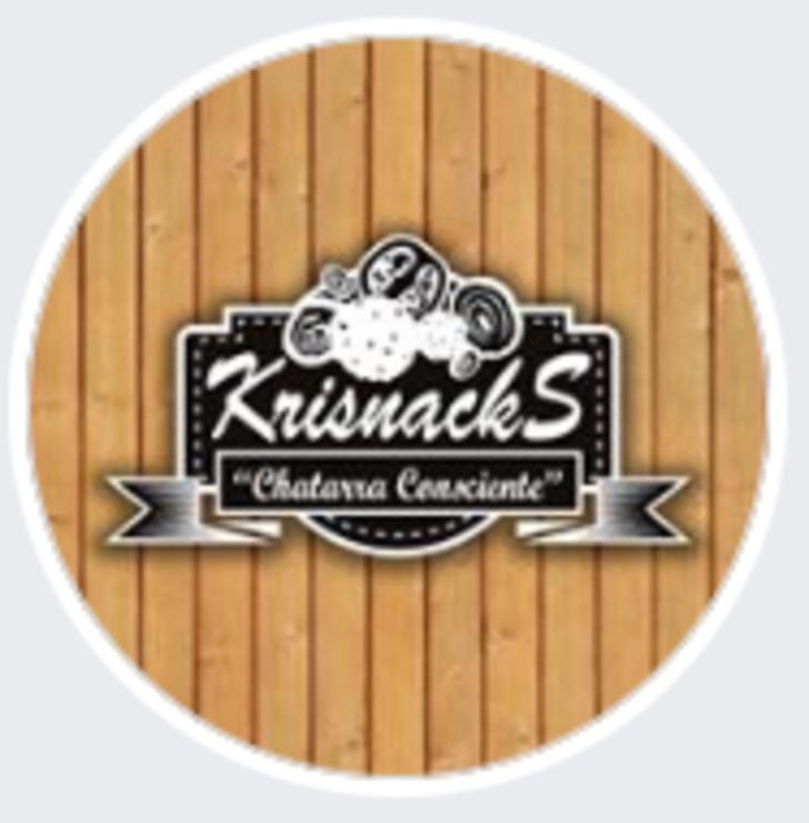 Vegan user review of Krisnacks in Mexico City.