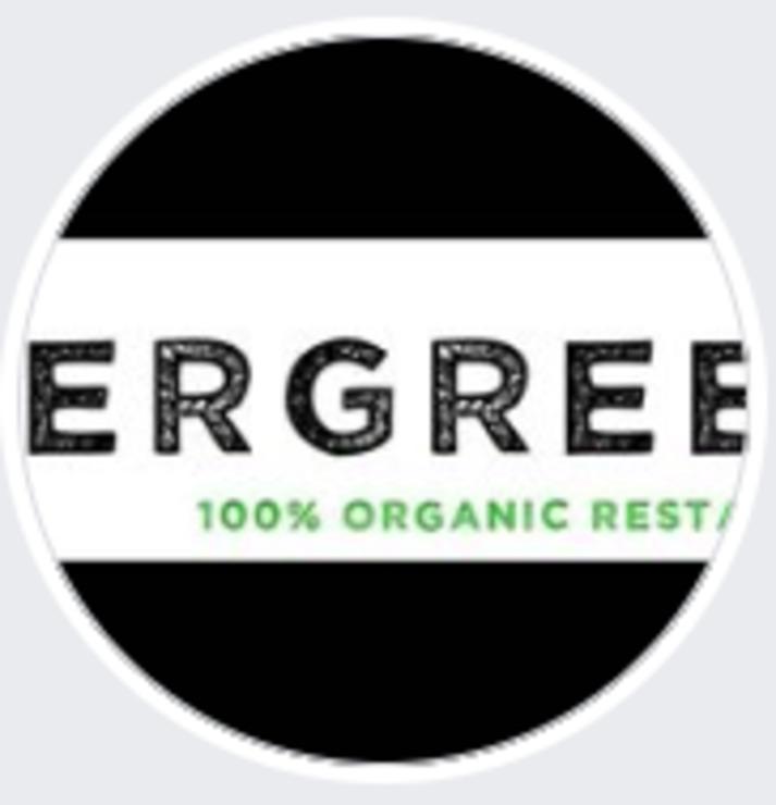 Vegan user review of EVERGREEN Organic Restaurant in San Antonio.