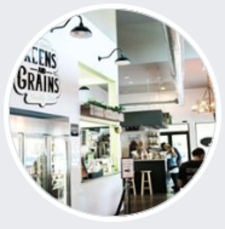 Vegan user review of Greens and Grains in Philadelphia.