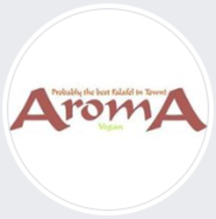 Vegan user review of Aroma Vegan in Frankfurt.