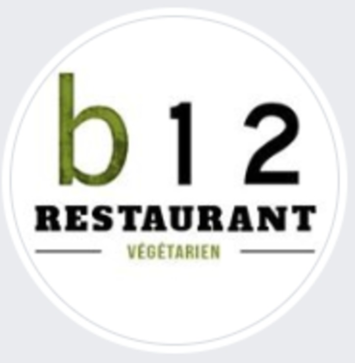 Vegan user review of B12 Restaurant in Toulouse.