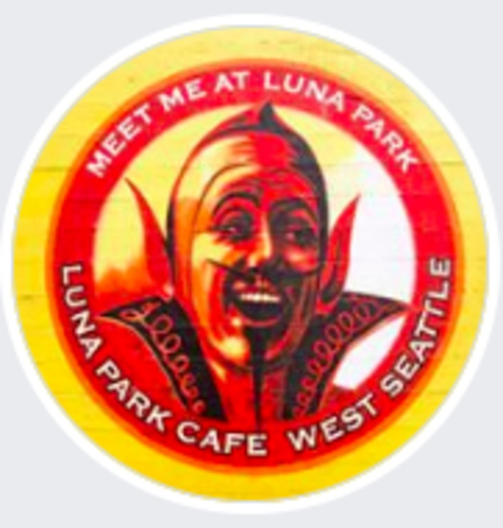 Vegan user review of Luna Park Cafe in Seattle.