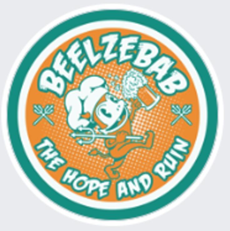Vegan user review of Beelzebab at Hope & Ruin Pub in Brighton.