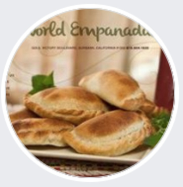 Vegan user review of World Empanadas in Burbank.