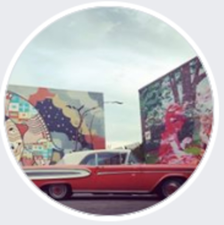 Vegan user review of Classic Cars West Beer Garden in Oakland.