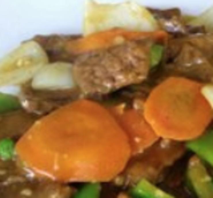 Vegan user review of Delicious Chinese Vegetarian Restaurant in Winnipeg.