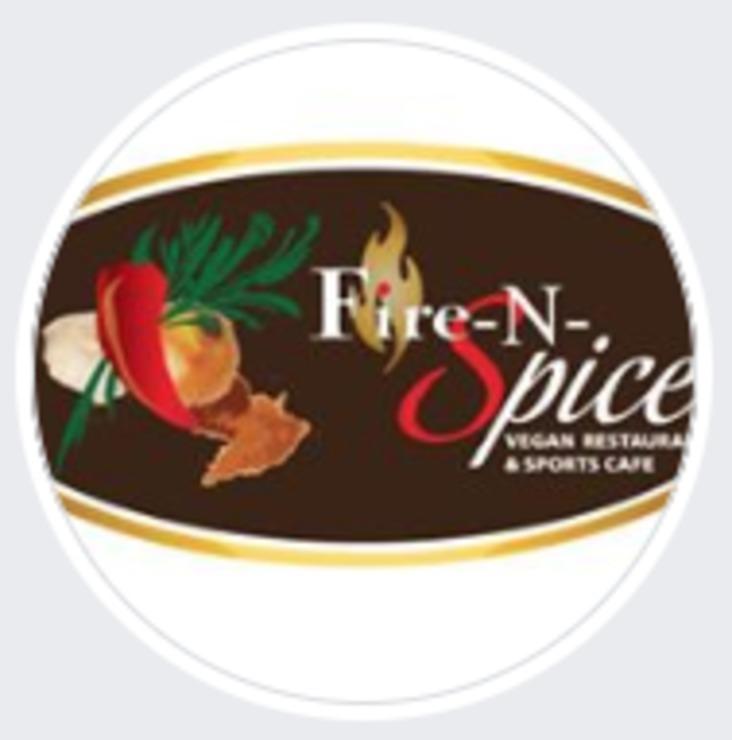 Vegan user review of Fire & Spice Vegan Restaurant in Hartford.