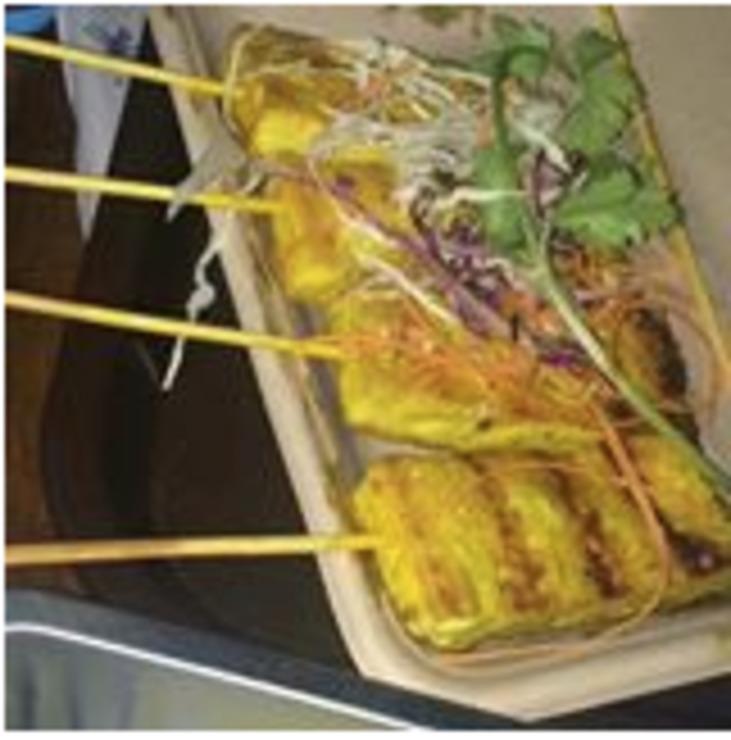 Vegan user review of Thai Vegan in Santa Monica.