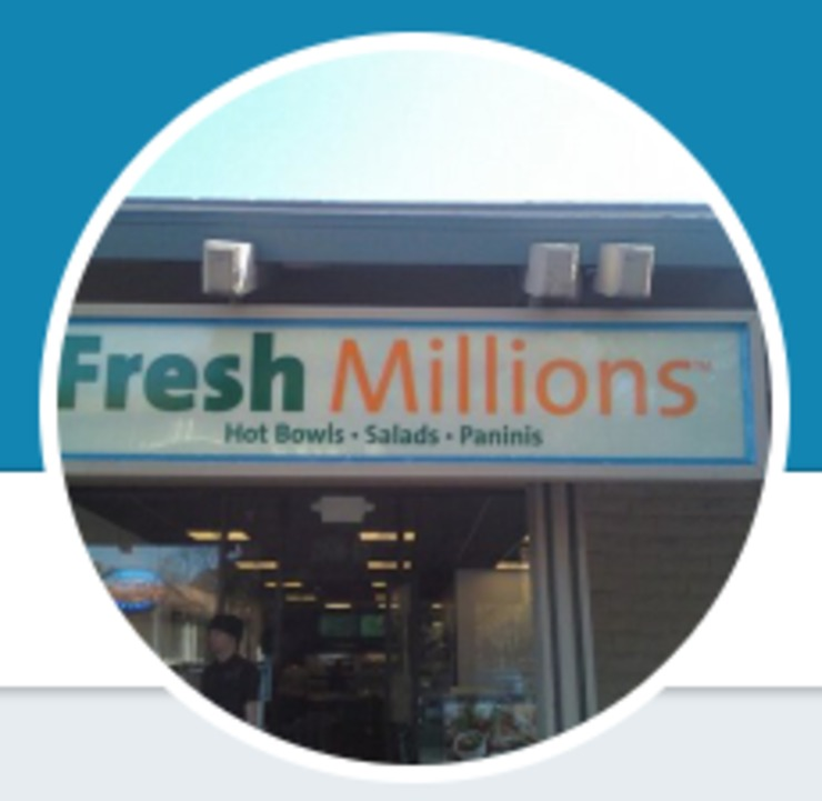 Vegan user review of Fresh Millions Restaurant Roseville in Roseville.