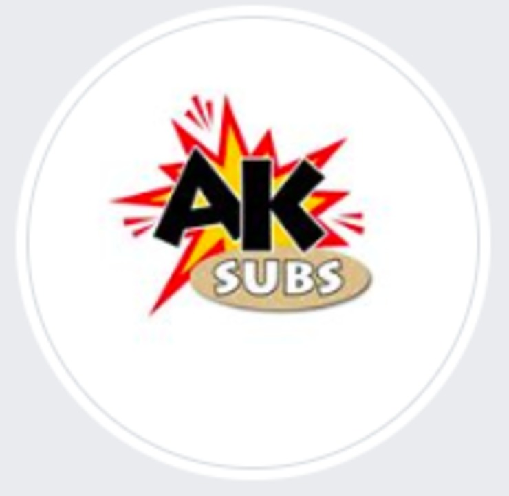 Vegan user review of AK Subs in San Francisco.