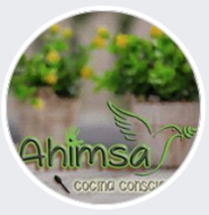 Vegan user review of Ahimsa Cocina Consciente in Ciudad de México.