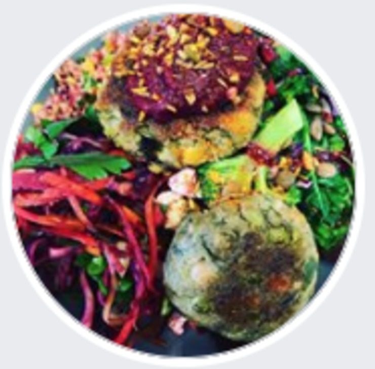 Vegan user review of The Wallflower Cafe in Herne Bay.