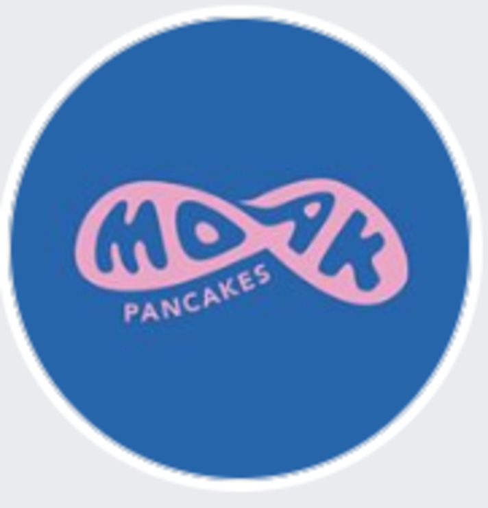 Vegan user review of MOAK Pancakes West (Formerly MOOK) in Amsterdam.