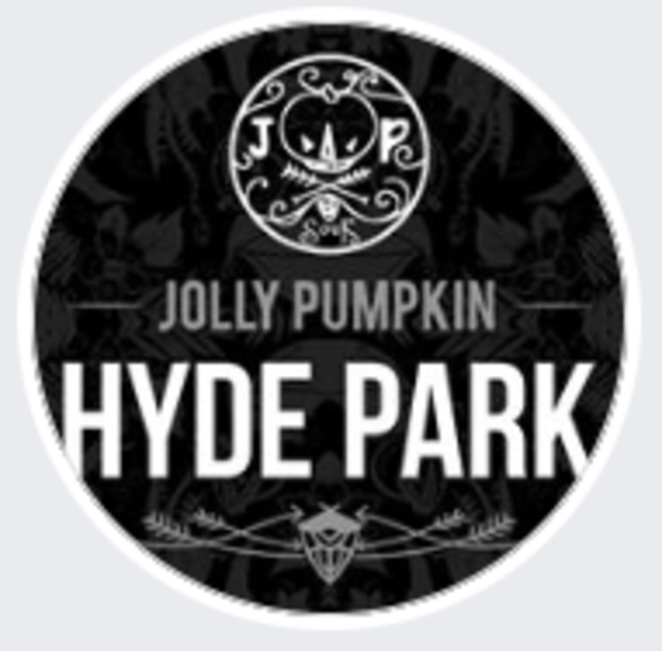 Vegan user review of Jolly Pumpkin Pizzeria and Brewery in Chicago.