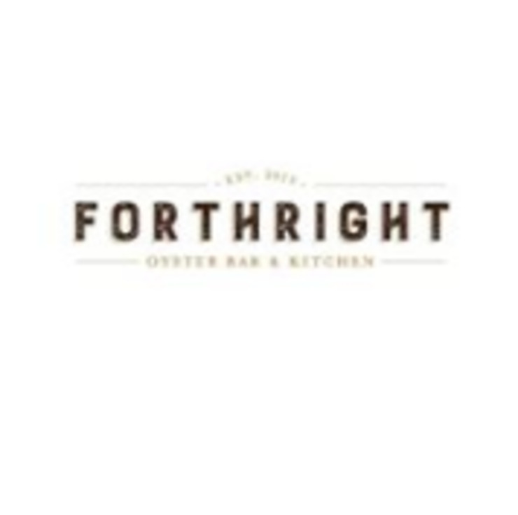 Vegan user review of Forthright Oyster Bar & Kitchen in Campbell.