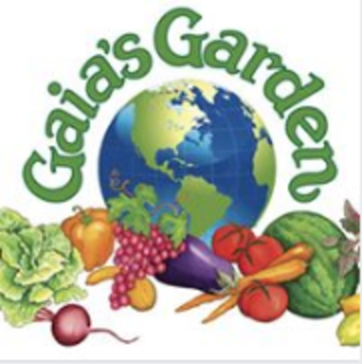 Vegan user review of Gaia's Garden Cafe  in Santa Rosa.