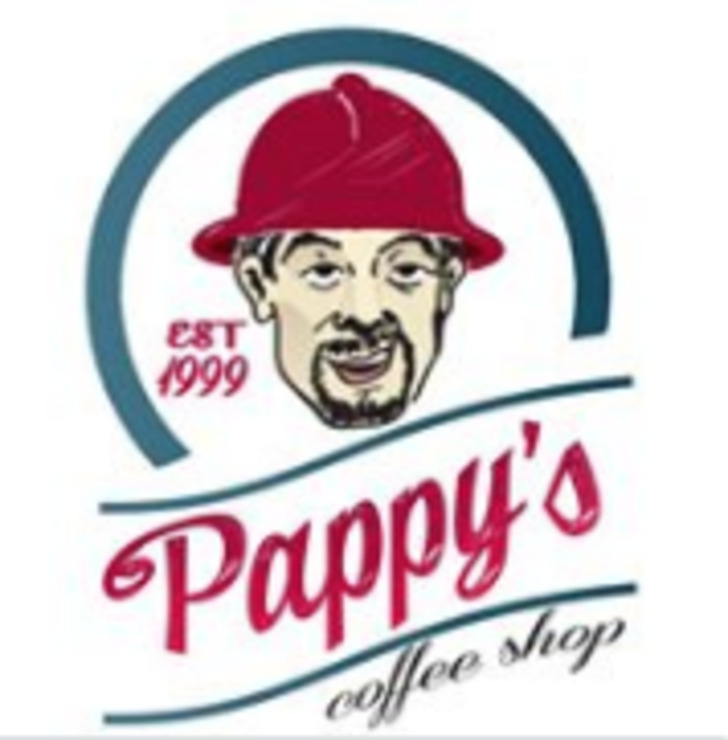 Vegan user review of Pappy's Coffee Shop.