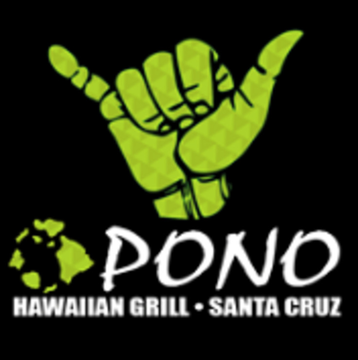 Vegan user review of Pono Hawaiian Grill  in Santa Cruz.