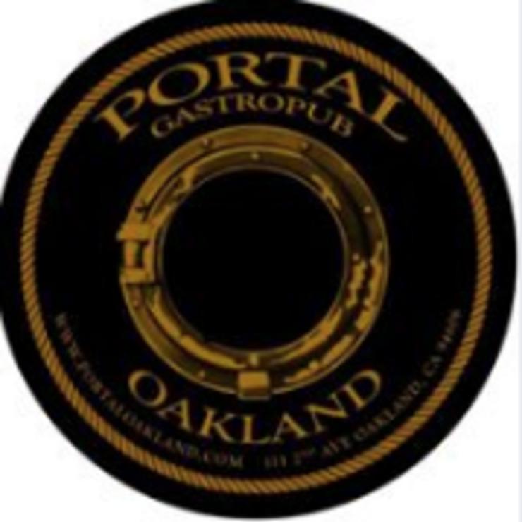 Vegan user review of Portal in Oakland.