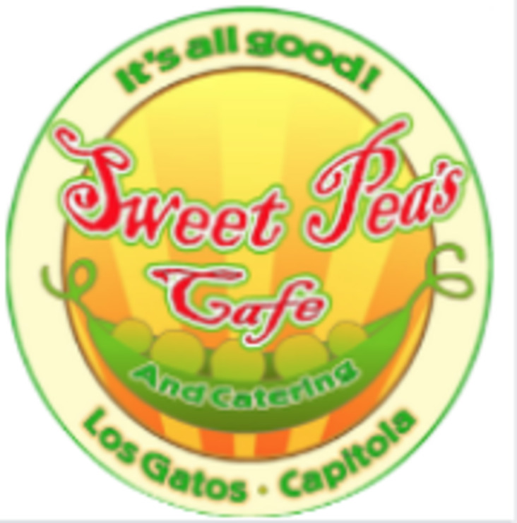 Vegan user review of Sweet Pea's Cafe and Catering Capitola in Los Gatos.
