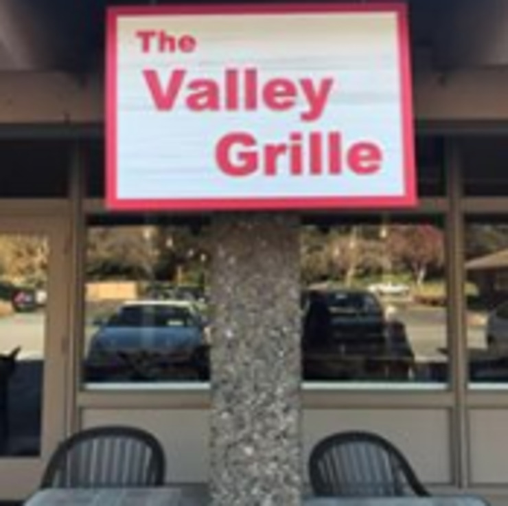 Vegan user review of The Valley Grille in Carmel.