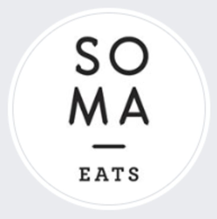 Vegan user review of SOMA Eats in San Francisco.